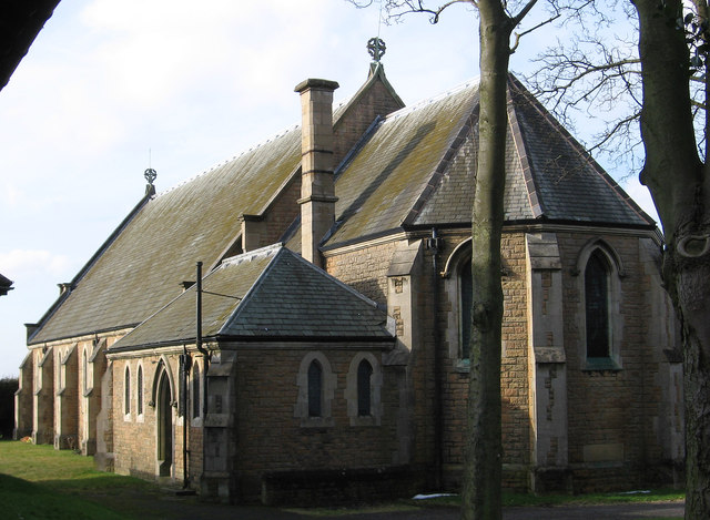 Annesley Woodhouse - St Johns Church