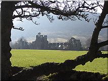 SO2827 : Llanthony Priory by Gareth James
