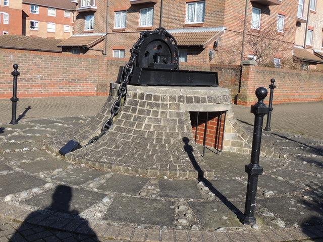 Sculpture - Woolston