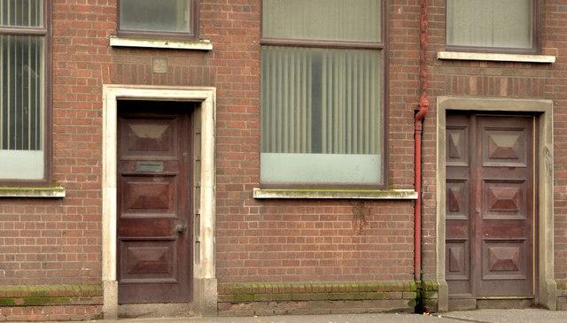 """""""Nambarrie"""" doors and windows, Belfast"""