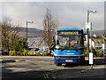 NY2623 : Keswick Bus Station by David Dixon