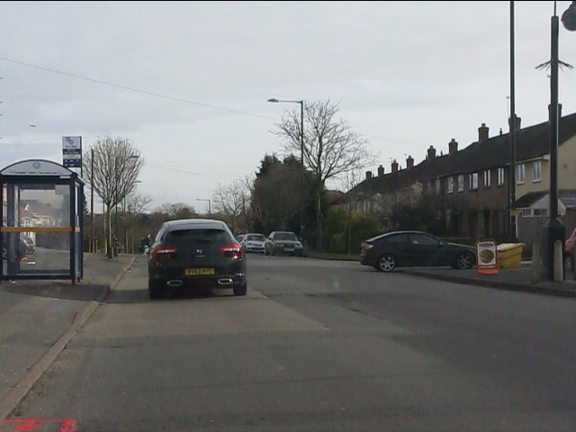 Bell Lane scene