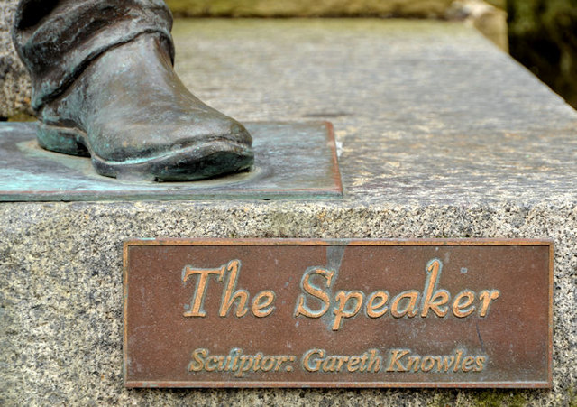 """The Speaker"", Belfast (2013-2)"