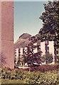 NT2772 : Edinburgh University's Pollock Halls with Arthur's Seat in the background by Elliott Simpson