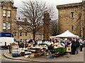 NY9364 : Hexham Market by David Dixon