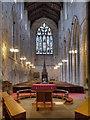 NY9364 : Hexham Abbey, Nave by David Dixon