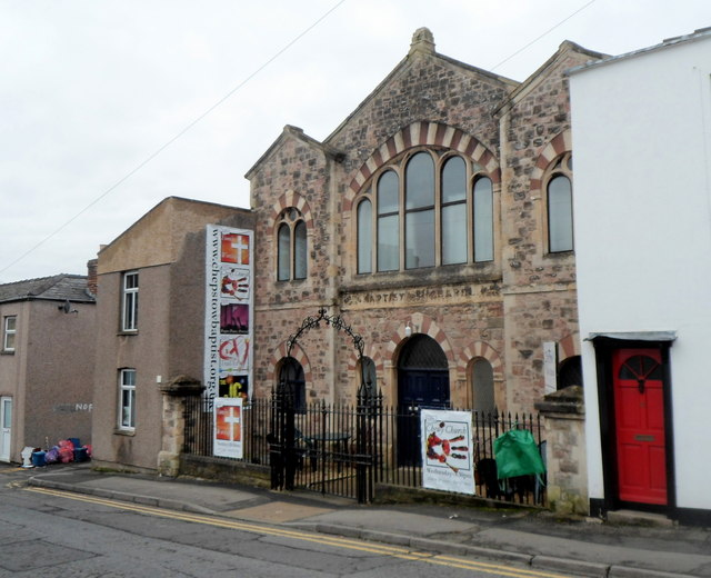 Chepstow Baptist Church