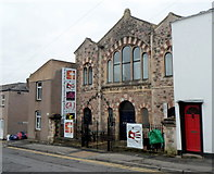 ST5394 : Chepstow Baptist Church by Jaggery