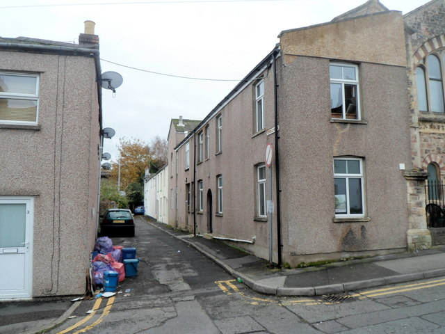 Myrtle Place, Chepstow