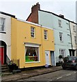 ST5394 : A colourful day nursery, Chepstow by Jaggery