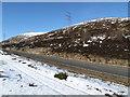 NN6871 : Blasting through the Highlands by alan souter