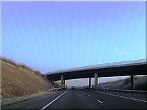 SU4773 : A34 northbound by Alex McGregor