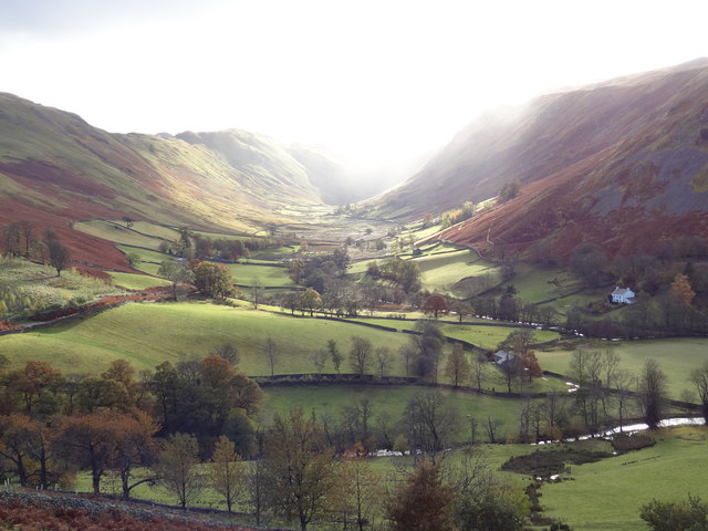 Boredale from Hallin Bank