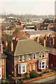 SK8190 : Gainsborough roofscape by Richard Croft