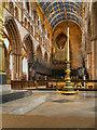 NY3955 : Carlisle Cathedral, Choir by David Dixon