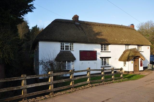 Coleford : New Inn