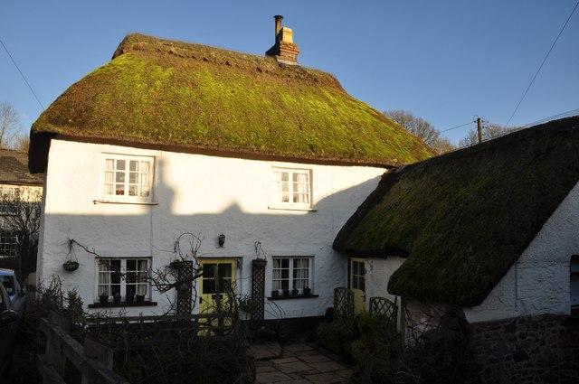 Coleford : Riverside Cottage