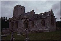 SY7190 : St Michael, Stinsford by Christopher Hilton