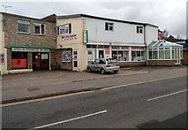ST5393 : Mike's Auto Supplies, Bulwark, Chepstow by Jaggery
