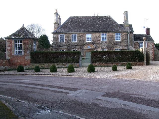 Sherborne House, Sherborne Street, Lechlade