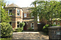 SP2865 : Solid Victorian house, Coten End by Robin Stott