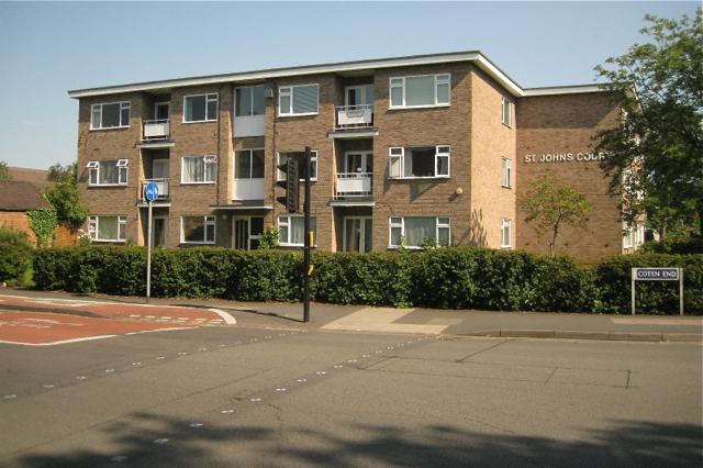 St John's Court, flats 1-6, Warwick