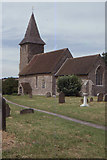 TR1439 : Postling: church of St Mary and St Radegund by Christopher Hilton
