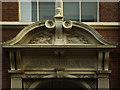 TQ3083 : Door hood, Crinan Street by Julian Osley