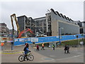 SZ0890 : Bournemouth: the IMAX is being demolished by Chris Downer