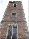 SU6676 : A brick tower by Bill Nicholls