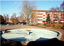 SK4933 : Romorantin Place, Long Eaton, Derbys. by David Hallam-Jones