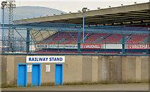 J3272 : The Railway Stand, Windsor Park, Belfast (2013-1) by Albert Bridge