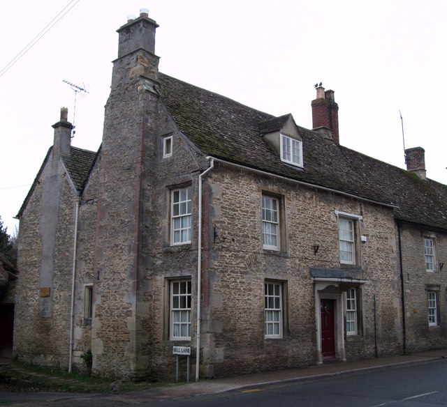 Maplesale, High Street, Lechlade