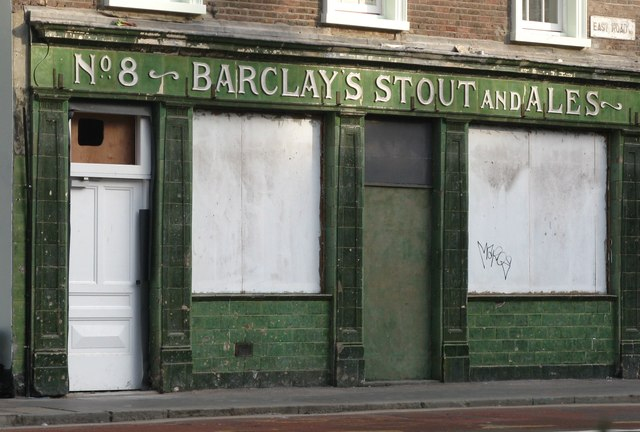 Another closed pub!