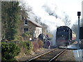 TL1597 : Nothing else smells and sounds like a steam train by Richard Humphrey