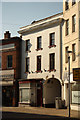 SK8189 : Former Ship Inn by Richard Croft