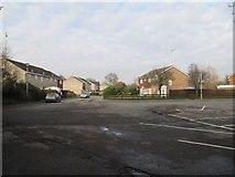 SU6676 : Junction on a corner by Bill Nicholls