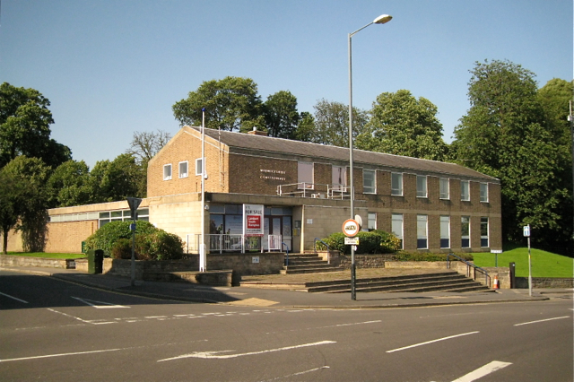 Warwick Police Station: still for sale, July 2012