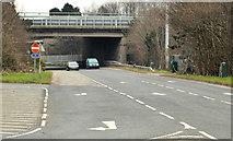J3479 : The Shore Road, Greencastle, Belfast by Albert Bridge