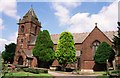SJ4465 : St James' Church, Christleton by Jeff Buck