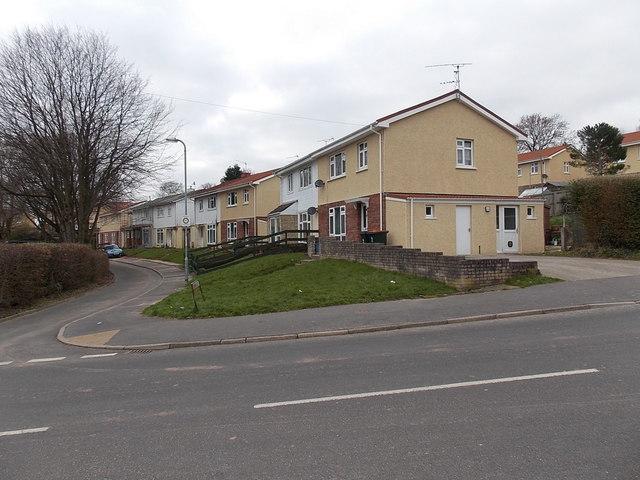Partial renovation of Fleming Close, Malpas, Newport