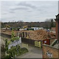 SK5336 : Demolished Beeston Maltings by David Lally
