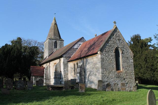 St Radegund's church, Maplebeck