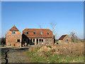 TQ1516 : Jessops Farm by Simon Carey