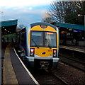 J3373 : Train, Botanic Station, Belfast by Rossographer