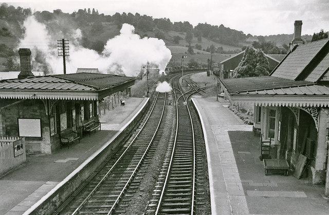 Brimscombe station