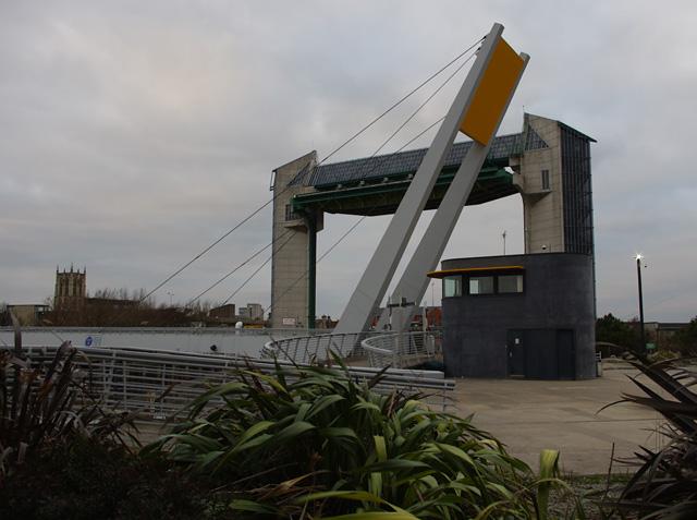 Millennium Bridge, Hull