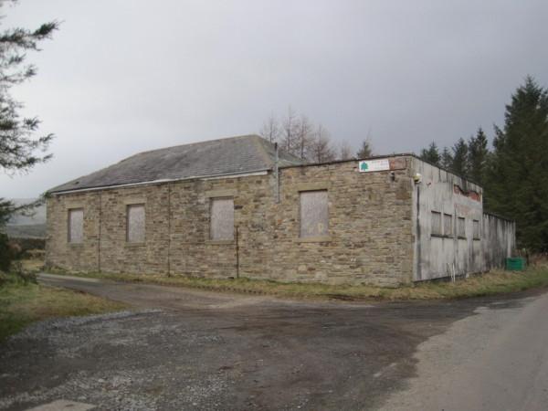 Abandoned Building, Knarsdale