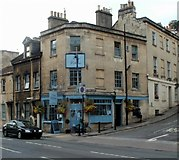 ST7565 : The King William, Bath by Jaggery
