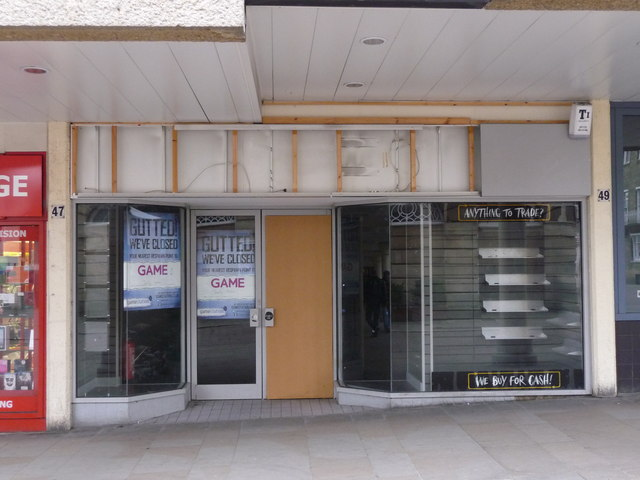 Andover - Empty Shop